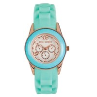 Play All Day Watch-Sea Green