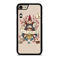 OVER THE GARDEN WAll iPhone Case