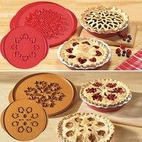 Reversible Pie Top Cutters @ Fresh Finds