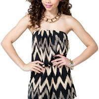 Easy Tribal Romper
