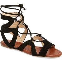 Sole Society 'Beirut' Lace-Up Sandal (Women) | Nordstrom
