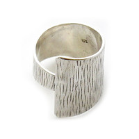 """Sterling Silver Ring 