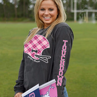 Jadelynn Brooke: Touchdown Long Sleeve Varsity