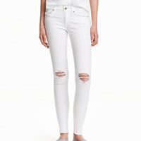 Super Skinny Ankle Jeans - from H&M