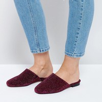 ASOS MOTH Flat Shoes at asos.com