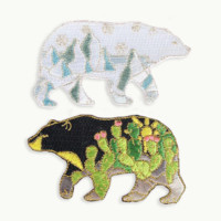Bear Patches