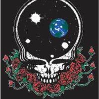 Grateful Dead Space Your Face Tapestry SYF Jerry Garcia hippie