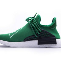 Pharrell Williams Adidas Origianlas Hu Human Race NMD Truth Boost