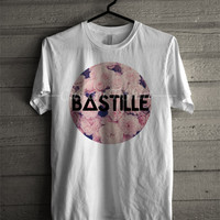 BASTILLE floral vintage t shirt -SWD Unisex T- Shirt For Man And Woman / T-Shirt / Custom T-Shirt