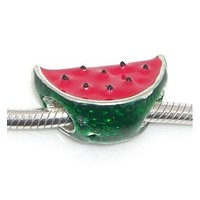Watermelon Charm Bead