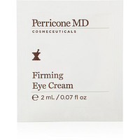 FREE Hypoallergenic Firming Eye Cream packette w/any Perricone MD purchase