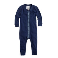 crewcuts Baby Waffle Coverall