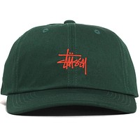 SU20 Stock Low Pro Cap Green