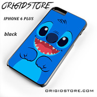 Disney Lilo And Stich Cute Facennn For Iphone 6 Plus Case UY