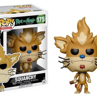 Funko Pop A. Rick and Morty Squanchy 175 12444