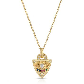 Enlightened Charm Necklace