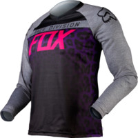 Fox Womens Switch Silvah Jersey