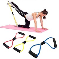 Yoga Elastic Band Sports Exercise Puller