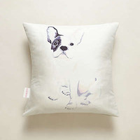 Anthropologie - Ollie Pup Pillow