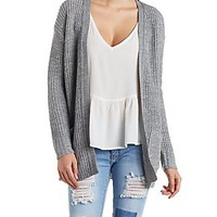 Marled Boyfriend Cardigan Sweater