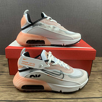 Morechoice Tuho Nike Air Max 2090 Champagne Casual Running Shoes Breathable Sneaker Cv8727-100