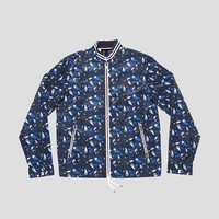 Live For Now Original Penguin Ever Print Windbreaker