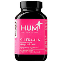 Hum Nutrition Killer Nails™ Supplements (60 Capsules)