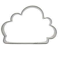 Sweet Cloud Cookie Cutter
