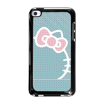 HELLO KITTY ARTIC iPod Touch 4 Case