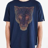 Supremebeing Oxbow Lioness Long Tee- Navy