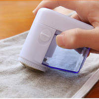 New Portable Electric Fuzz Pill Lint Fabric Remover Sweater Clothes Shaver 1 Pcs