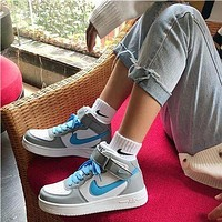 Nike Air Force 1 High Womens Sneakers Shoes 1