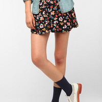 Pins and Needles Floral Skater Skirt