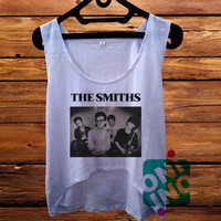 The Smiths crop tank Women's Cropped Tank Top