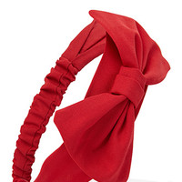 Bow Accent Headwrap
