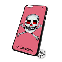 Loteria La Calavera Cell Phones Cases For Iphone, Ipad, Ipod, Samsung Galaxy, Note, Htc, Blackberry
