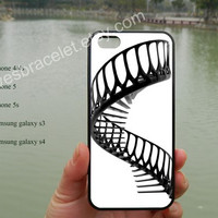 Vertebrae Stairs,iPhone 5 case,iPhone 5C case,Iphone 5 cover,iPhone 5S case,Samsung Galaxy S3 S4,iPhone 4 Case,Iphone 4 cover,iPhone 4S-357H