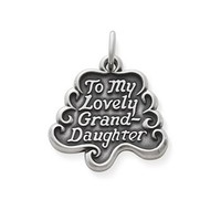 Granddaughter Charm | James Avery