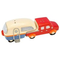 RV Camper & Truck Salt and Pepper Shaker SET