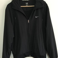 """NIKE"" Hooded Sweatshirt Cardigan Jacket Coat Windbreaker"