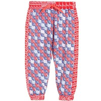 Baby Girls 'Escale' Print Pants