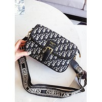 Dior Classic Fashion Women Shopping Satchel Crossbody Shoulder Bag