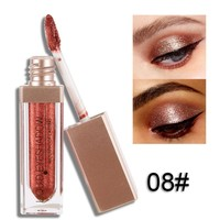 Makeup Glitter Eyeshadow Eye Shadow Single Color Shining Bright Eyeshadow Cosmetic Make Up Pigment