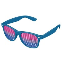 Bisexuality pride flag Party Shades