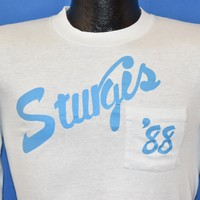 80s Sturgis 88 Motorcycle Rally Long Sleeve t-shirt Extra Small