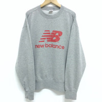 Vintage New Balance Sweatshirt / New Balance T Shirt / New Blance Jacket / Sweater / Pull Over