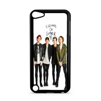 5sos Ashton Irwin Calum Hood Ipod Touch 5 Case