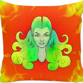 Lonely Soul Couch Pillow