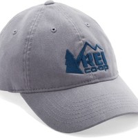 REI Basic Logo Hat