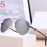 Perfect Versace Women Men Fashion Summer Sun Shades Eyeglasses Glasses Sunglasses